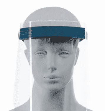 face shield covid-19 PPE canwil textiles